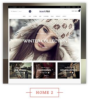 Vina SweetPick - Modern eCommerce VirtueMart Joomla Template - 9