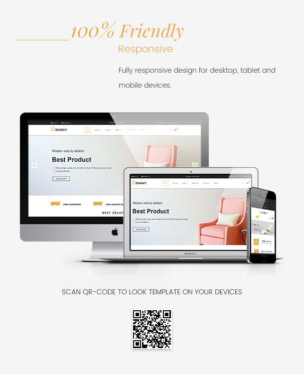 Vina Dongky - Clean & Minimal VirtueMart Joomla Template - 17