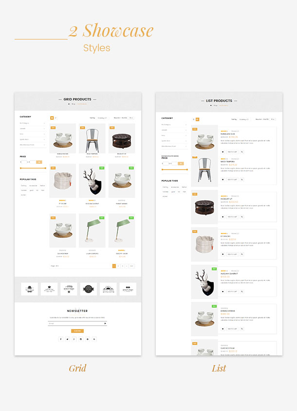 Vina Dongky - Clean & Minimal VirtueMart Joomla Template - 18