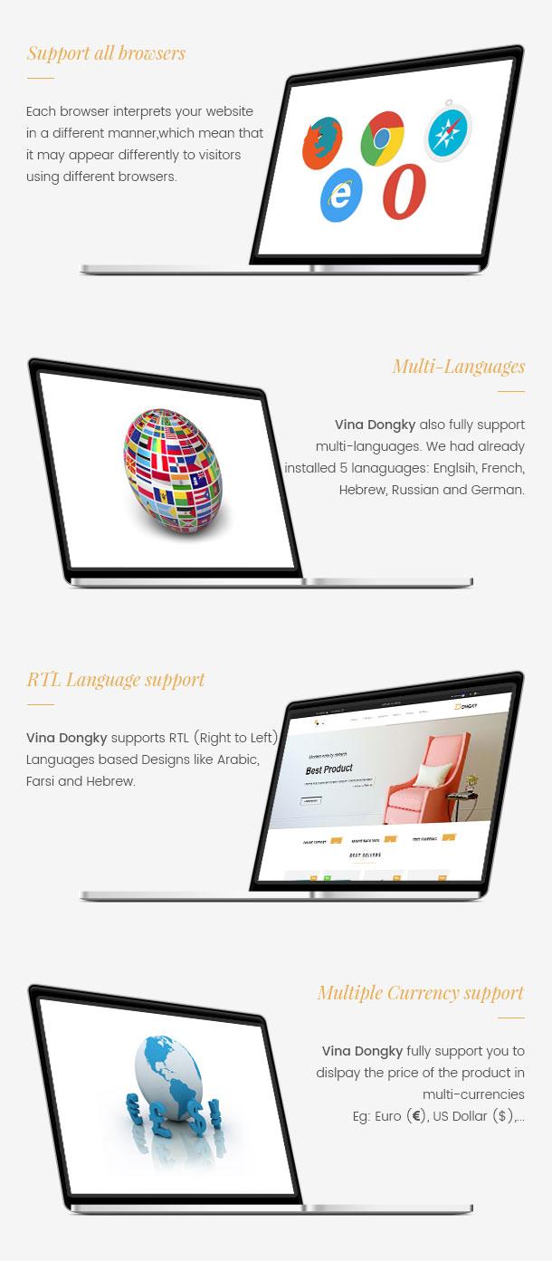 Vina Dongky - Clean & Minimal VirtueMart Joomla Template - 19