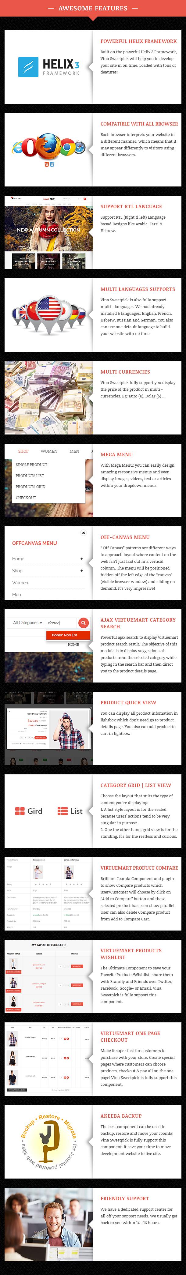 Vina SweetPick - Modern eCommerce VirtueMart Joomla Template - 16